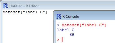 dataset[]