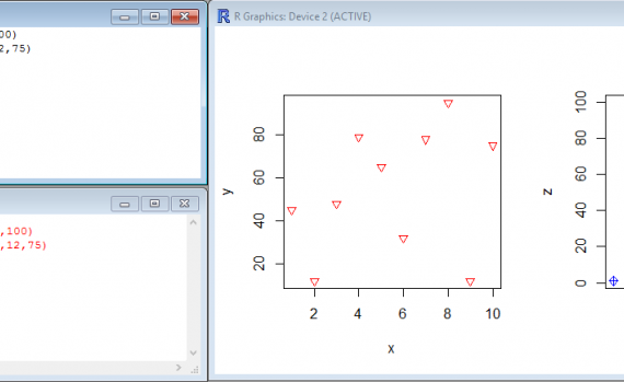 combining graphs