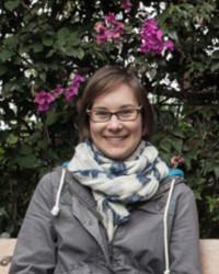 Aud Helen Halbritter Rechsteiner : Postdoctoral researcher